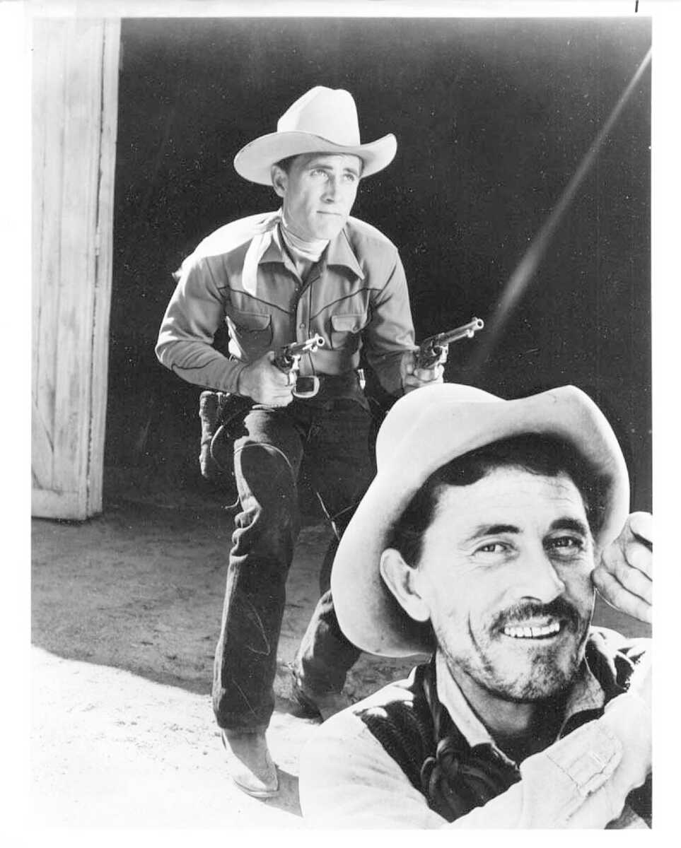 ken curtis the searchers