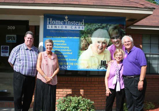 Home Instead Senior Care opens Marked Tree office